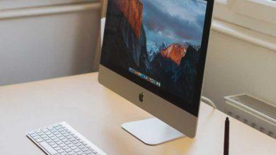 تصویر از آموزش اتصال از سیستم عامل مک Mac