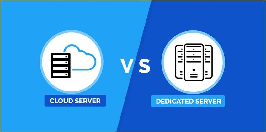 تصویر از 8 تفاوت اصلی سرور مجازی اختصاصی با سرور مجازی ابری