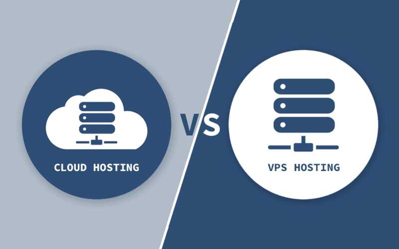 تصویر از سرور ابری چیست و تفاوت سرور ابری و سرور مجازی VPS
