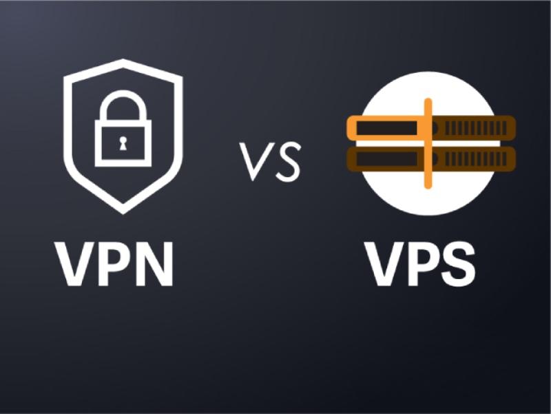 تفاوت VPS و VPN