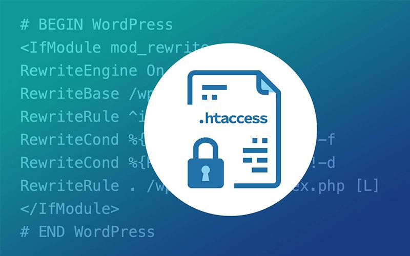 تصویر از فایل htaccess چیست و چه کاربردی دارد