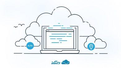 تصویر از انواع ابر (Cloud) در رایانش ابری
