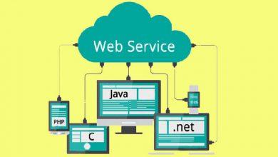 تصویر از وب سرویس چیست و چگونه کار می کند؟