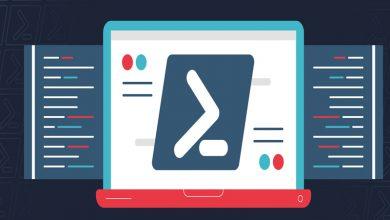 تصویر از آموزش powershell : آموزش ساخت و اجرای اسکریپت در پاورشل