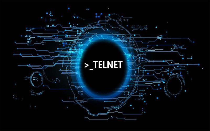 telnet چیست
