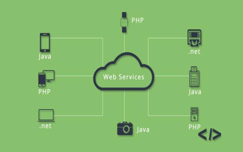انواع وب سرویس