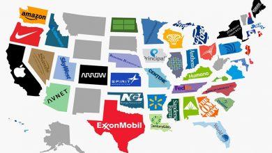 تصویر از معرفی 11 شرکت از بزرگترین شرکت های فناوری اطلاعات دنیا