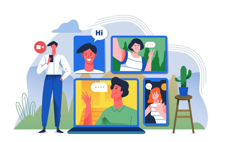 ایجاد محتوای آموزشی الکترونیکی مرتبط