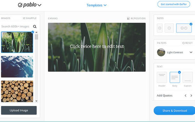 ابزار تولید محتوای تصویری پابلو