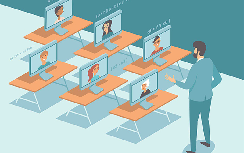 محتوای آموزش مجازی چیست