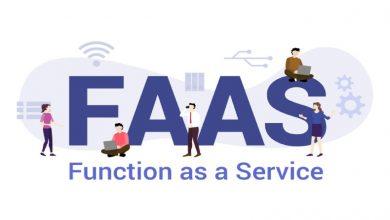 تصویر از FaaS چیست ؟ تابع به عنوان سرویس یکی از سرویس های رایانش ابری