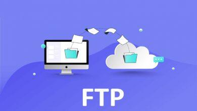 تصویر از آموزش انتقال فایل با FTP در 6 مرحله به صورت گامبهگام