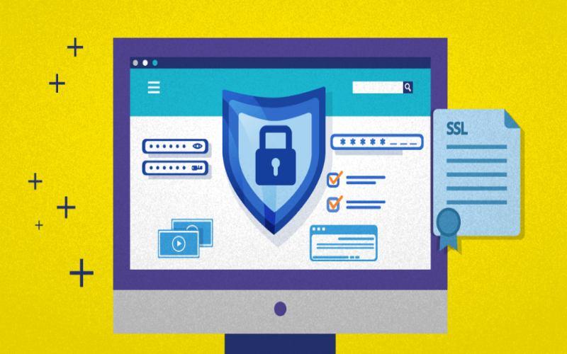 نصب مجدد گواهی SSL
